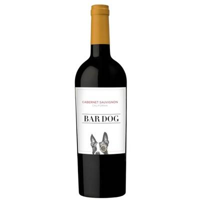 Bar Dog Cabernet Sauvignon Red Wine - 750ml Bottle