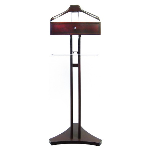 Valet Stand Brown - Proman Products - image 1 of 4