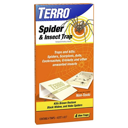 4 Pack Spider And Insect Trap - Terro - image 1 of 1