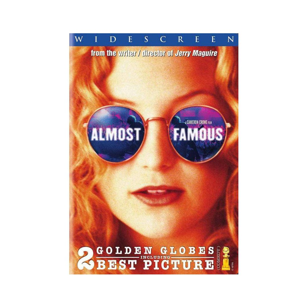 Image of Almost Famous (Dvd), Movies