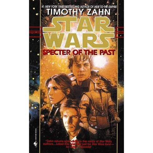 Specter of the Past: Star Wars Legends (the Hand of Thrawn) - (Star Wars: Hand of Thrawn (Paperback)) - image 1 of 1