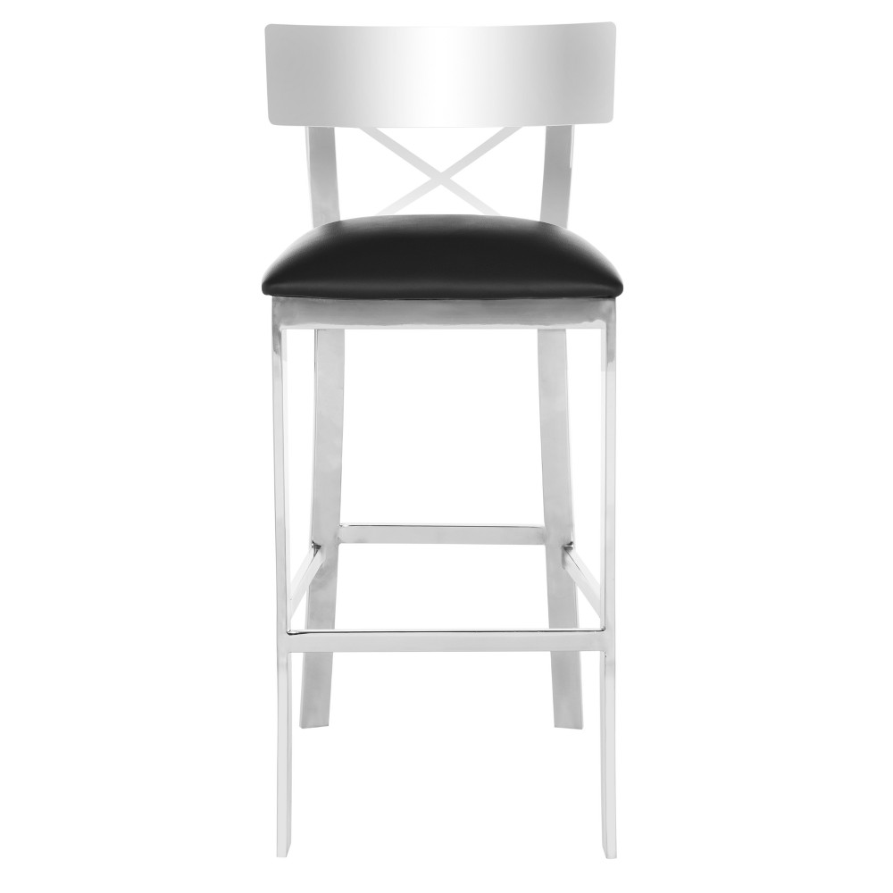 Groovy Counter And Bar Stools Black Safavieh Ibusinesslaw Wood Chair Design Ideas Ibusinesslaworg
