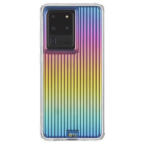 Case-Mate Samsung Galaxy S20 Ultra Case Tough Groove - Iridescent - image 1 of 4