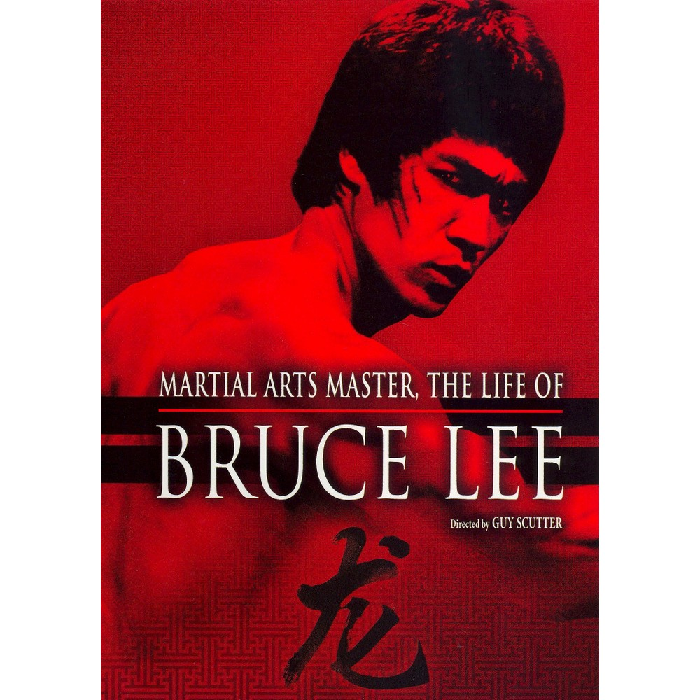 Martial arts:Life of bruce lee (Dvd)