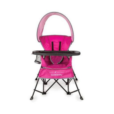 Baby Delight Go with Me Jubilee Deluxe Portable Chair - Pink