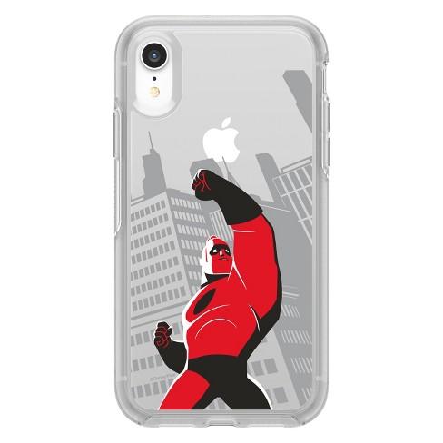 hot sales 08cac 181ad OtterBox Apple iPhone XR Disney Symmetry Case - Mr. Incredible