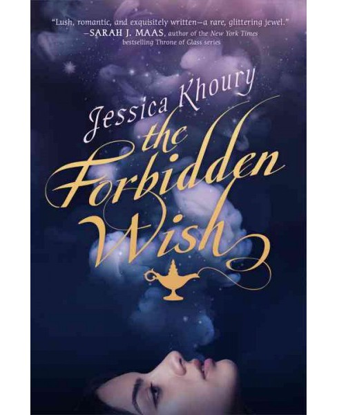 Forbidden Wish (Paperback) (Jessica Khoury) - image 1 of 1