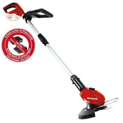 EINHELL GE-CT Power X-Change 18-Volt Cordless 10-Inch Grass Trimmer / Edger, Tool Only
