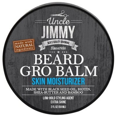 Uncle Jimmy Beard Balm Conditioner - 2oz