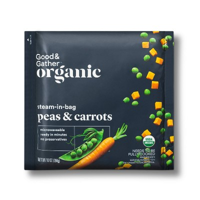 Organic Frozen Peas and Carrots - 10oz - Good & Gather™