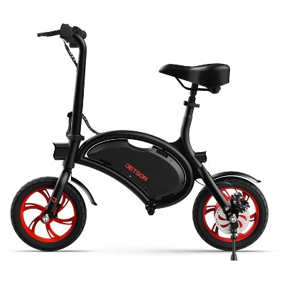 Jetson Bolt Electric Bike - Black