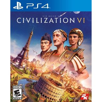 Sid Meier's Civilization VI - PlayStation 4