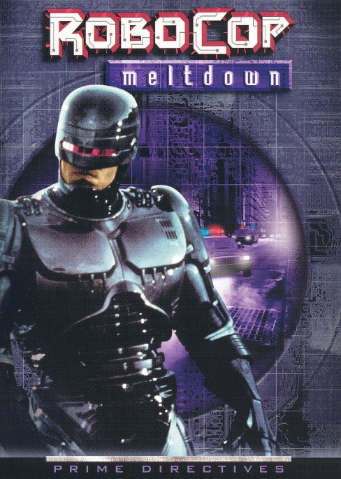 Robocop 2:Meltdown (DVD) - image 1 of 1