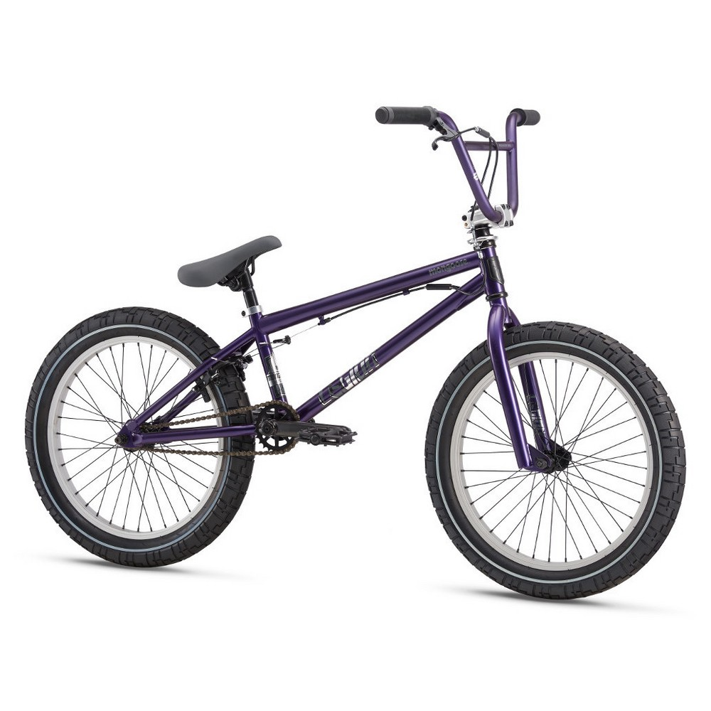 Mongoose Legion L40 20 Freestyle Bike - Purple