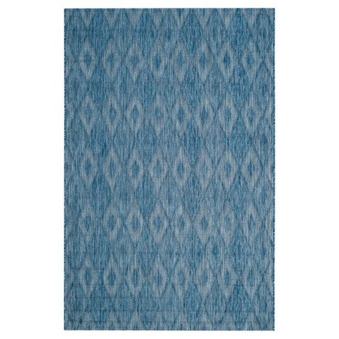 Bolton Outdoor Rug - Navy - Safavieh® - image 1 of 1