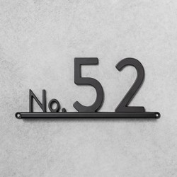 House Number Channel Bracket - Hearth & Hand™ with Magnolia