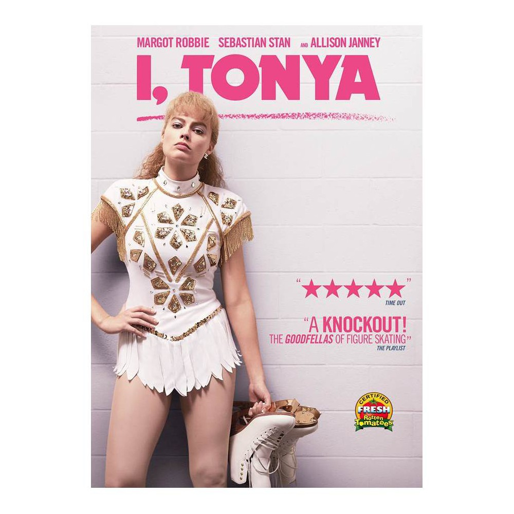 I, Tonya (Dvd), Movies