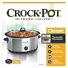 Crock-Pot 7qt Manual Slow Cooker - Silver SCV700-SS - image 3 of 3