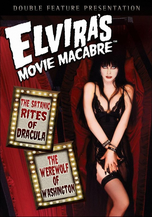 Elvira's movie macabre:Satanic rites (DVD) - image 1 of 1