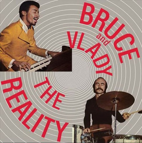Bruce and vlady - Reality (CD) - image 1 of 1