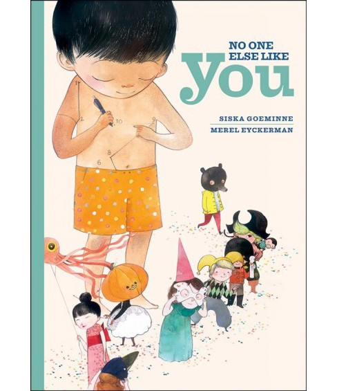 No One Else Like You -  by Siska Goeminne (Hardcover) - image 1 of 1