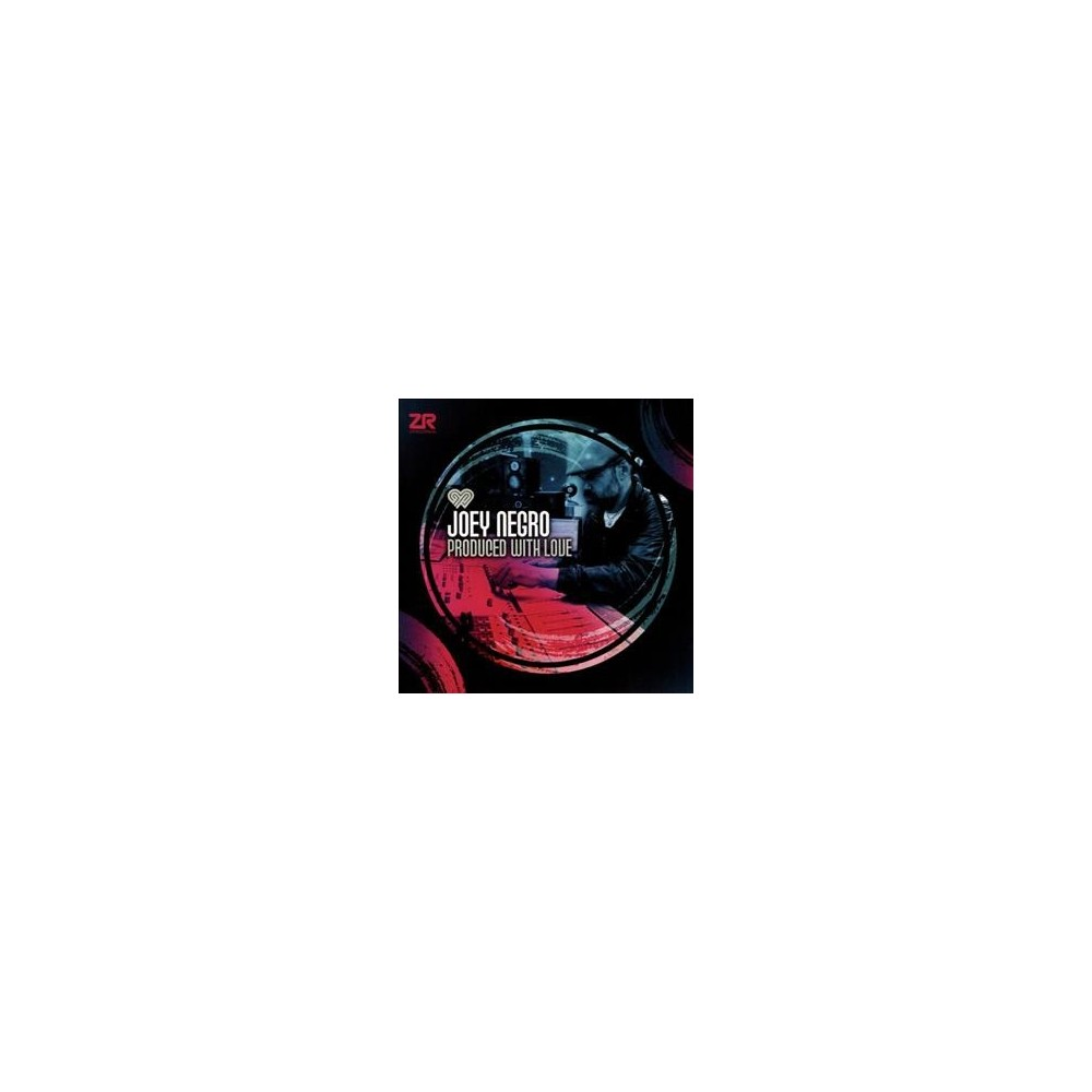 Joey Negro - Produced With Love (CD)