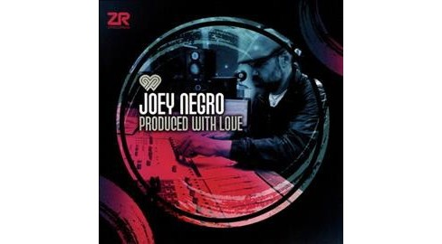 Joey Negro - Produced With Love (CD) - image 1 of 1