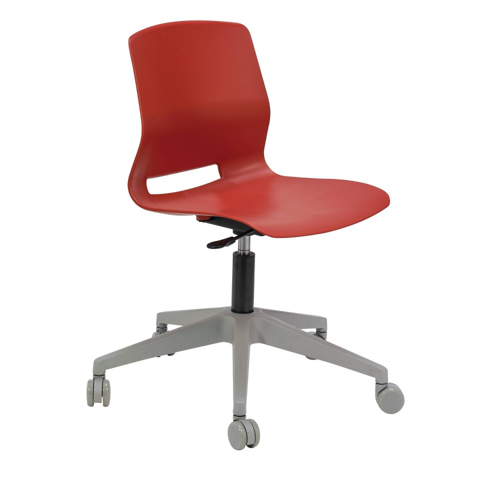 Lola Office Task Chair Peri Red - Olio Designs