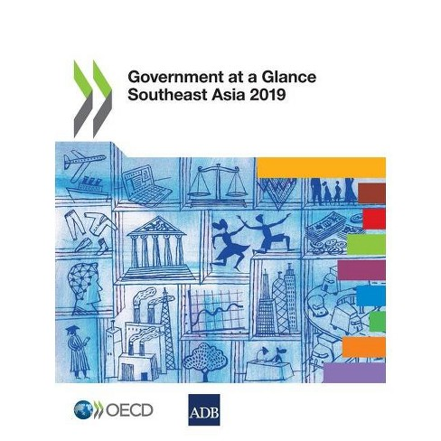 Government at a Glance Southeast Asia 2019 - by  Oecd (Paperback) - image 1 of 1