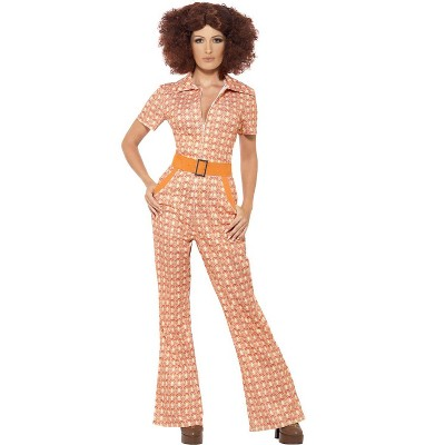 Smiffy 70s Chic Chick Adult Costume