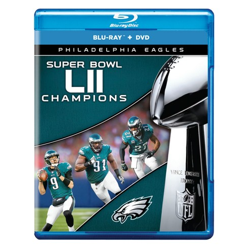 b944c8cf434 NFL Super Bowl 52 Champions Movies (Blu-Ray)   Target