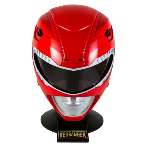 Power Rangers Red Ranger Mighty Morphin Legacy Helmet Target