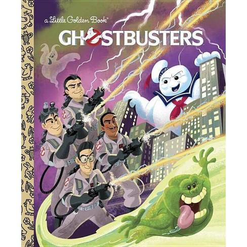 Ghostbusters - (Little Golden Book) by  John Sazaklis (Hardcover) - image 1 of 1