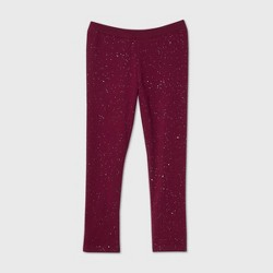 Toddler Girls' Sparkle Leggings - Cat & Jack™