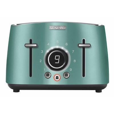Sencor Metallic 4 Slice Toaster - Green