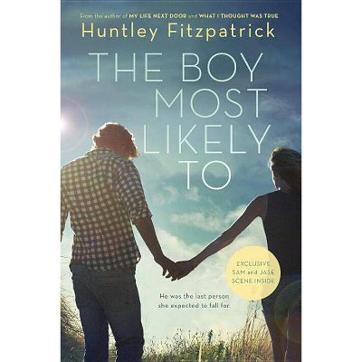 The Boy Most Likely to - by  Huntley Fitzpatrick (Paperback)