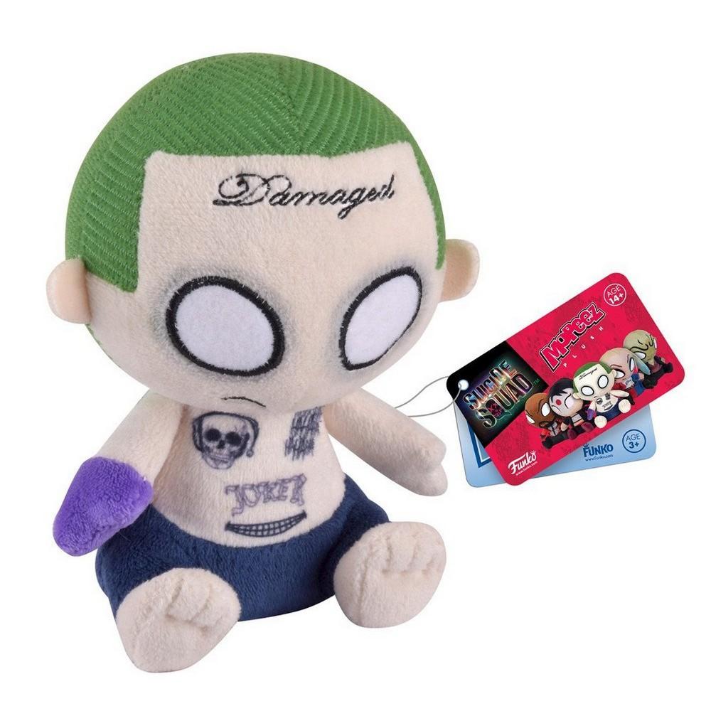 Funko Mopeez Suicide Squad Joker Character Doll