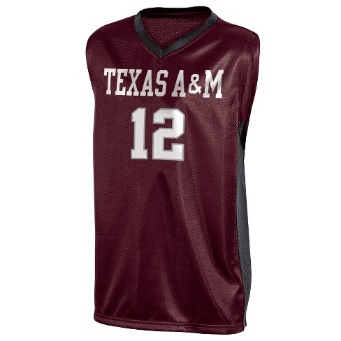 Texas A&M Aggies Boy's Basketball Jersey - image 1 of 2