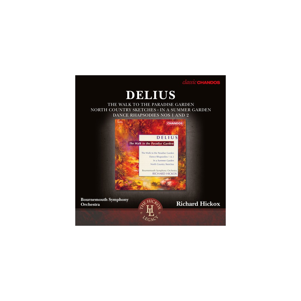 Bournemouth Symphony - Delius:Walk To The Paradise Garden (CD)