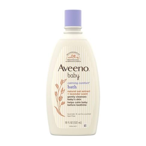 Aveeno Baby Calming Comfort Bath - 18 fl oz - image 1 of 4