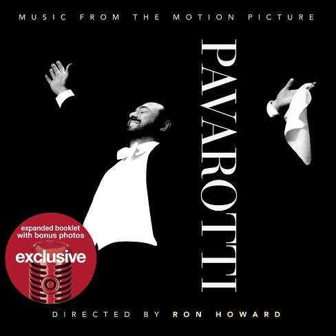 Luciano Pavarotti - Pavarotti Music from the Motion Picture (Target Exclusive) - image 1 of 1