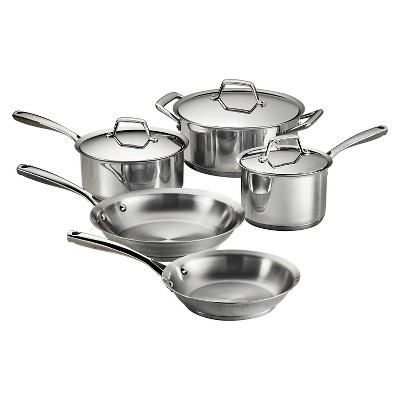 Tramontina Gourmet Prima Stainless Steel 8 Pc Cookware Set