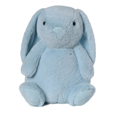 The Manhattan Toy Company Bumpers Bunny Stuffed Animal - Blue
