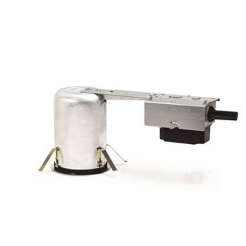 """Nora Lighting NHRMIC-485LE1 Remodel Housing for 4"""" Trim Size - IC Rated and Airtight - image 1 of 1"""