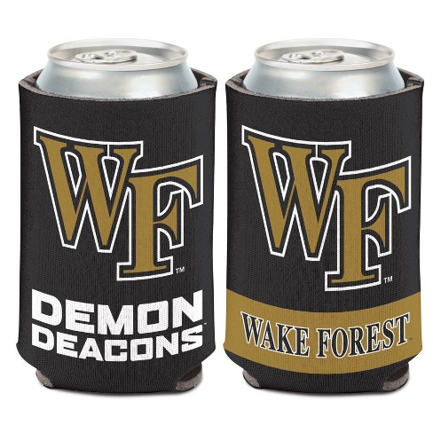 NCAA Wake Forest Demon Deacons Slogan Can Cooler - image 1 of 1