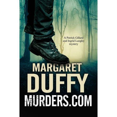 Murders.com - (Gillard and Langley Mystery) by  Margaret Duffy (Hardcover) - image 1 of 1