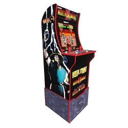 Arcade1Up Mortal Kombat Arcade with Riser