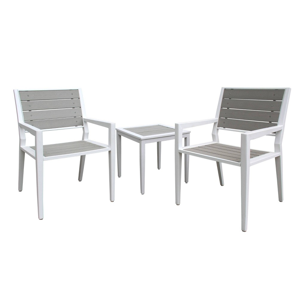 Image of Cordoba 3pc Seating Set - Liberty Garden Patio