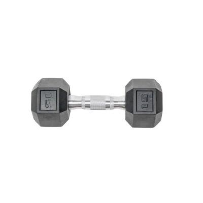 Tru Grit Hex Dumbbell - 15lbs