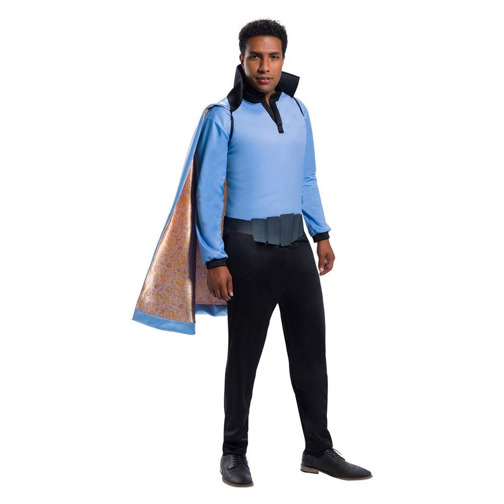 Star Wars Men's Classic Lando Calrissian Halloween Costume - One Size, Multicolored